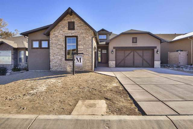 2094 Two Wood Drive, Grand Junction, CO 81507 (MLS #20196201) :: CapRock Real Estate, LLC