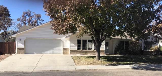 665 Garrett Way, Grand Junction, CO 81505 (MLS #20196202) :: CapRock Real Estate, LLC
