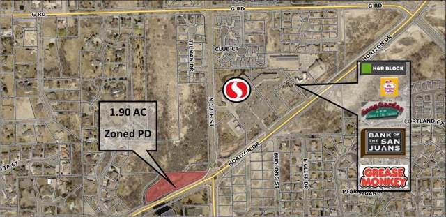 Lot 18 Horizon Glen Drive, Grand Junction, CO 81506 (MLS #20196204) :: The Danny Kuta Team