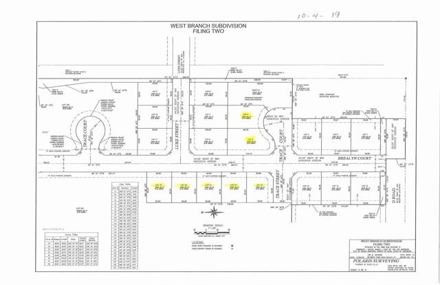 Lot 4 Trace Court, Grand Junction, CO 81504 (MLS #20196212) :: The Christi Reece Group