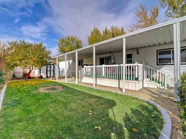 585 25 1/2 Road #96, Grand Junction, CO 81505 (MLS #20196218) :: CapRock Real Estate, LLC