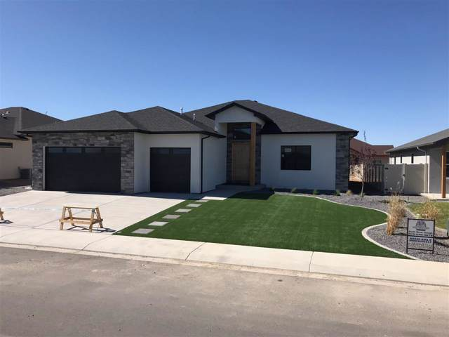 267 Mount Quandry Street, Grand Junction, CO 81503 (MLS #20196221) :: The Christi Reece Group