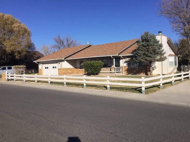 580 Ronlin Street, Grand Junction, CO 81504 (MLS #20196237) :: CapRock Real Estate, LLC