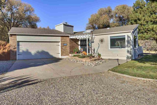 549 Tiara Drive, Grand Junction, CO 81507 (MLS #20196240) :: The Grand Junction Group with Keller Williams Colorado West LLC