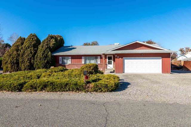 395 Evergreen Road, Grand Junction, CO 81501 (MLS #20196261) :: The Christi Reece Group