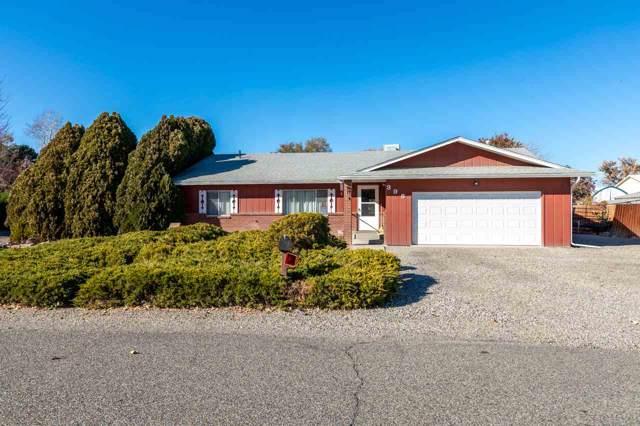 395 Evergreen Road, Grand Junction, CO 81501 (MLS #20196261) :: CapRock Real Estate, LLC