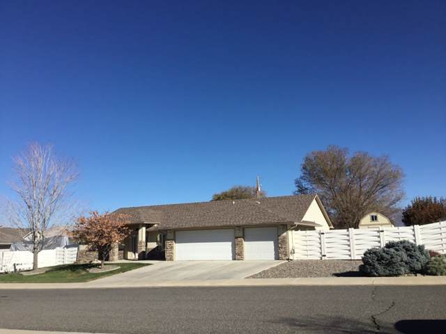 225 Limestone Circle, Grand Junction, CO 81503 (MLS #20196271) :: CapRock Real Estate, LLC