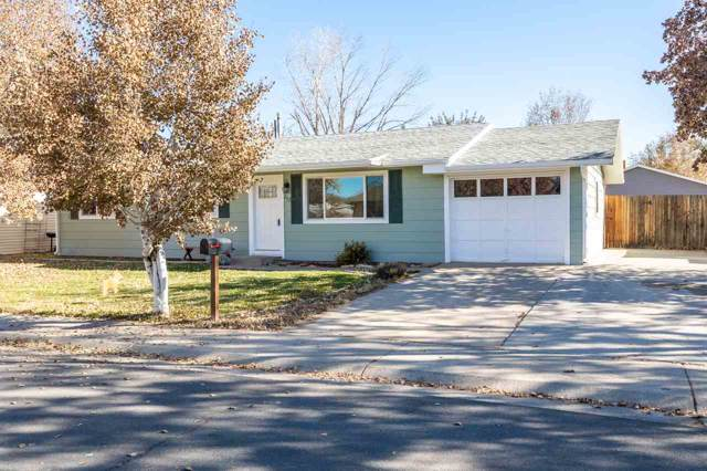 262 Carriage Court, Grand Junction, CO 81503 (MLS #20196272) :: CapRock Real Estate, LLC