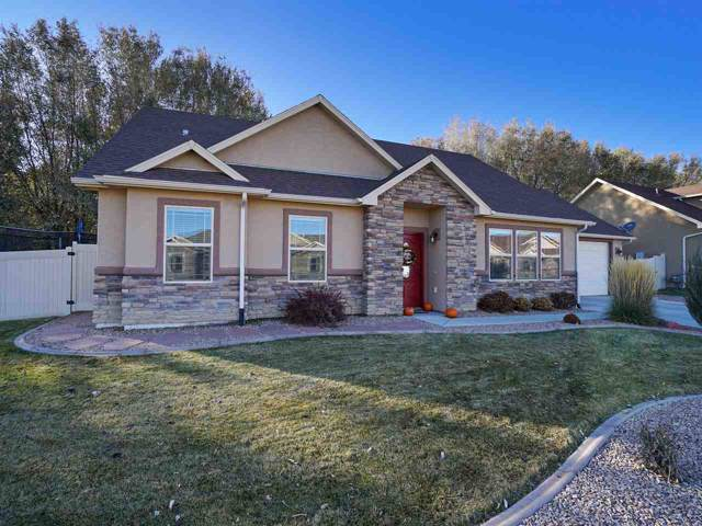 639 Allegheny Drive, Grand Junction, CO 81504 (MLS #20196273) :: The Christi Reece Group