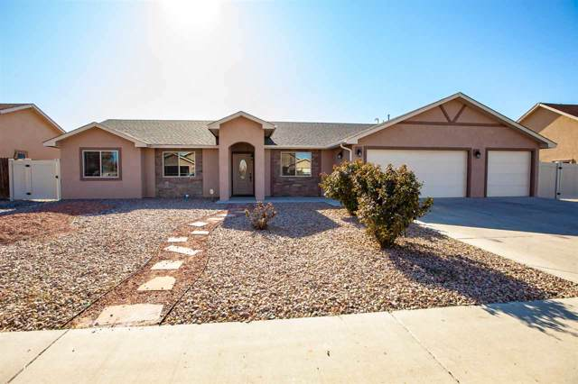 2983 Swan Meadows Drive, Grand Junction, CO 81504 (MLS #20196278) :: CapRock Real Estate, LLC