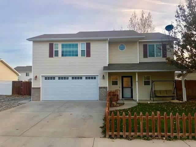 2835 Maverick Drive, Grand Junction, CO 81503 (MLS #20196330) :: The Christi Reece Group
