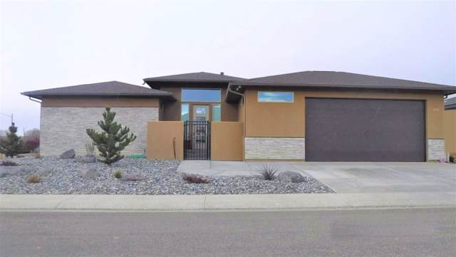 748 Ruby Ranch Drive, Grand Junction, CO 81505 (MLS #20196332) :: The Christi Reece Group