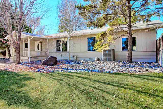 607 28 3/4 Road, Grand Junction, CO 81506 (MLS #20196334) :: The Grand Junction Group with Keller Williams Colorado West LLC