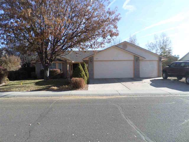 724 1/2 Monument View Drive, Grand Junction, CO 81505 (MLS #20196336) :: The Christi Reece Group