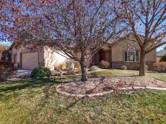 678 Tahoe Circle, Grand Junction, CO 81505 (MLS #20196337) :: The Christi Reece Group