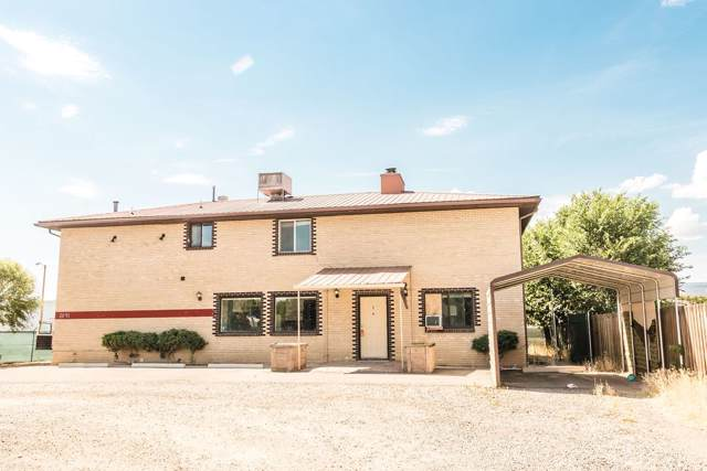 2691 Unaweep Avenue 1,2,3,4,5,6,7,8, Grand Junction, CO 81503 (MLS #20196340) :: The Christi Reece Group