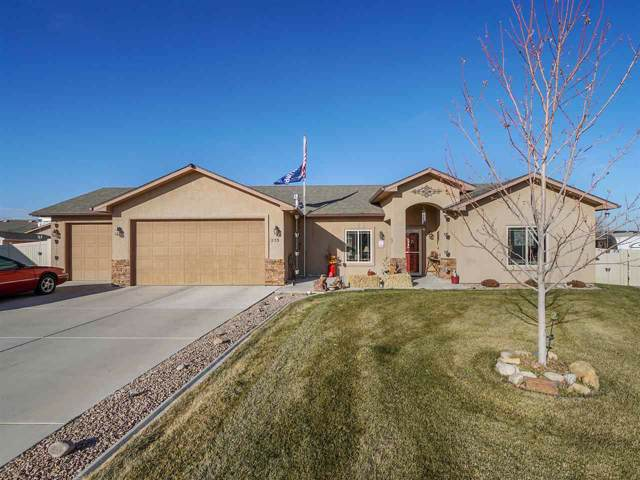 233 Javan Court, Fruita, CO 81521 (MLS #20196342) :: The Christi Reece Group
