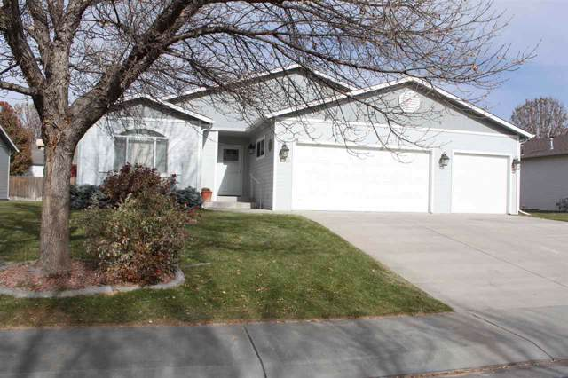 2810 Northstar Drive, Grand Junction, CO 81506 (MLS #20196343) :: The Christi Reece Group