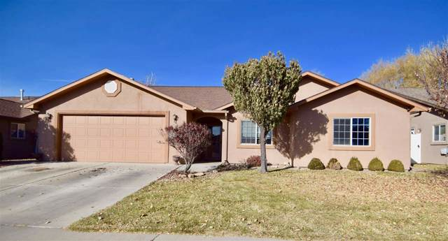 3012 Oakwood Drive, Grand Junction, CO 81504 (MLS #20196353) :: The Grand Junction Group with Keller Williams Colorado West LLC