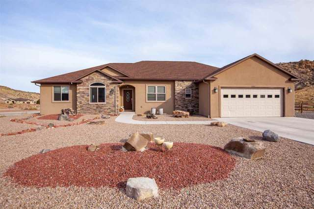 2307 Grande Cache Court, Grand Junction, CO 81507 (MLS #20196361) :: The Grand Junction Group with Keller Williams Colorado West LLC