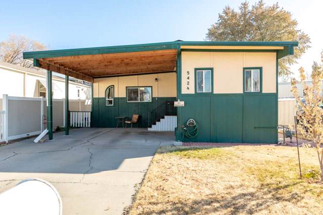 542 1/2 28 1/2 Road, Grand Junction, CO 81506 (MLS #20196365) :: The Grand Junction Group with Keller Williams Colorado West LLC