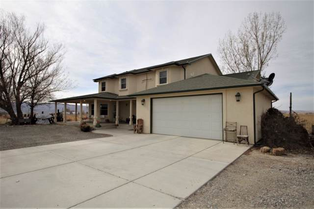 1485 O Road, Loma, CO 81524 (MLS #20196366) :: The Christi Reece Group