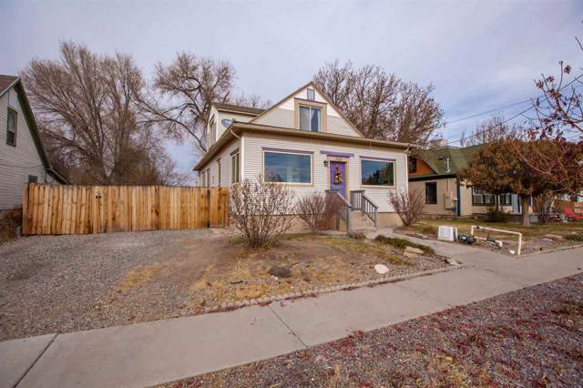 709 E Pabor Avenue, Fruita, CO 81521 (MLS #20196381) :: The Grand Junction Group with Keller Williams Colorado West LLC