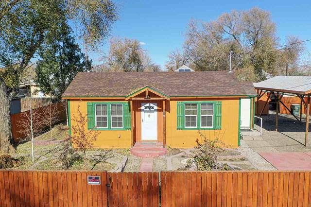 520 Fairview Avenue, Grand Junction, CO 81501 (MLS #20196387) :: The Christi Reece Group