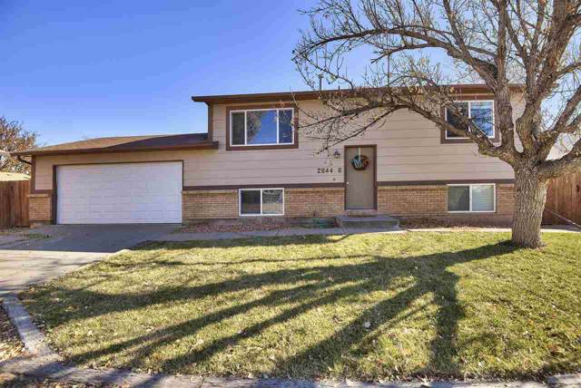 2844 Lexington Lane B, Grand Junction, CO 81503 (MLS #20196401) :: The Christi Reece Group