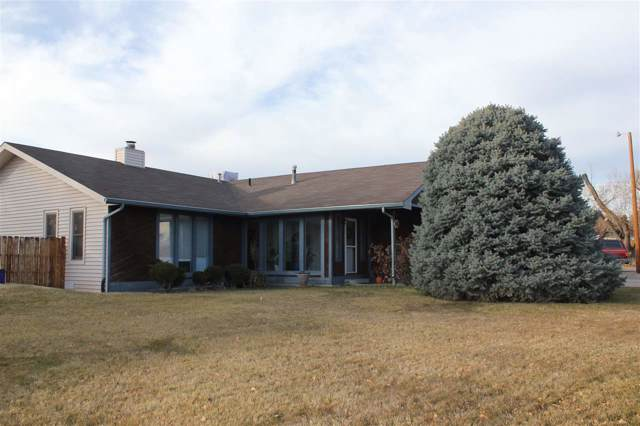 647 Aspenwood Lane, Grand Junction, CO 81504 (MLS #20196403) :: The Grand Junction Group with Keller Williams Colorado West LLC
