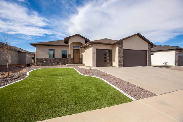 265 Mount Quandry Street, Grand Junction, CO 81503 (MLS #20196407) :: The Christi Reece Group