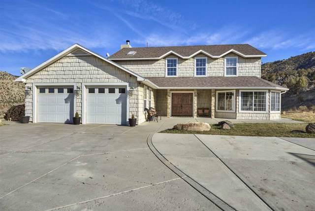54043 Highway 330, Collbran, CO 81624 (MLS #20196412) :: CapRock Real Estate, LLC