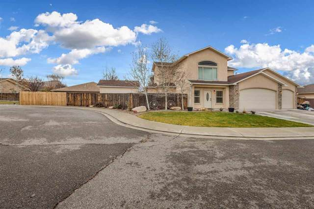 660 Allegheny Drive, Grand Junction, CO 81504 (MLS #20196432) :: The Grand Junction Group with Keller Williams Colorado West LLC