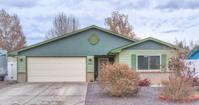 648 Avalon Drive, Grand Junction, CO 81504 (MLS #20196445) :: The Grand Junction Group with Keller Williams Colorado West LLC
