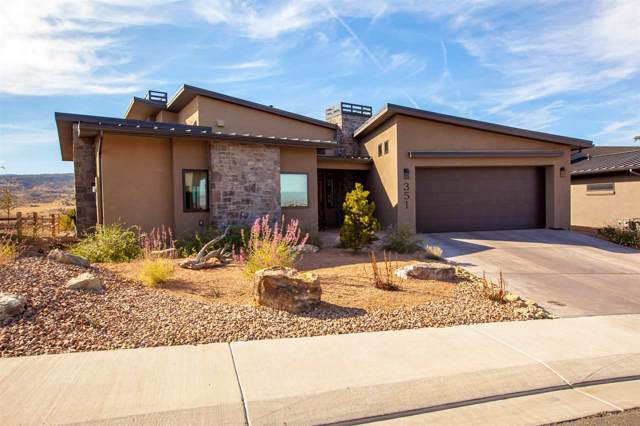 351 Ledges Point, Grand Junction, CO 81507 (MLS #20196449) :: CapRock Real Estate, LLC