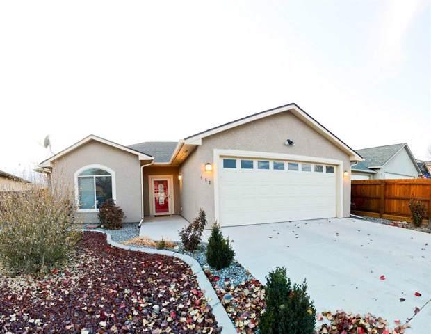 457 Washburn Street, Grand Junction, CO 81504 (MLS #20196460) :: The Christi Reece Group