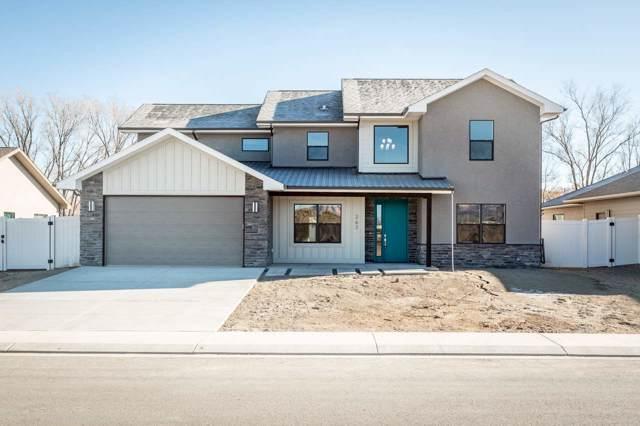 265 Durant Street, Grand Junction, CO 81503 (MLS #20196474) :: The Christi Reece Group