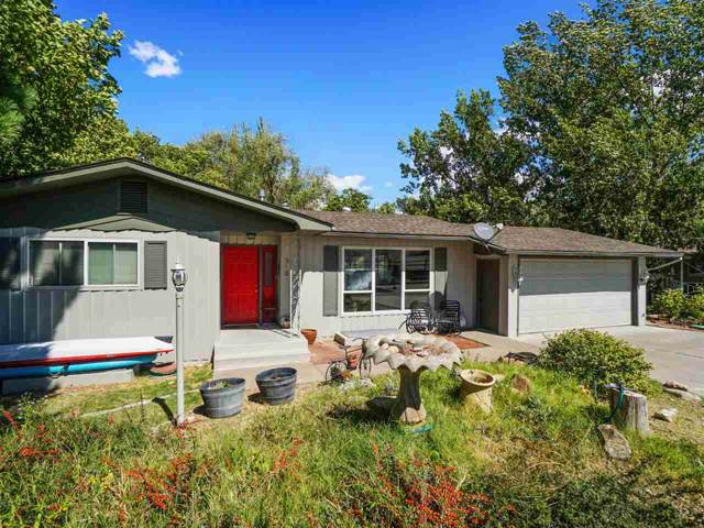 313 Country Club Park Drive, Grand Junction, CO 81507 (MLS #20196480) :: The Christi Reece Group