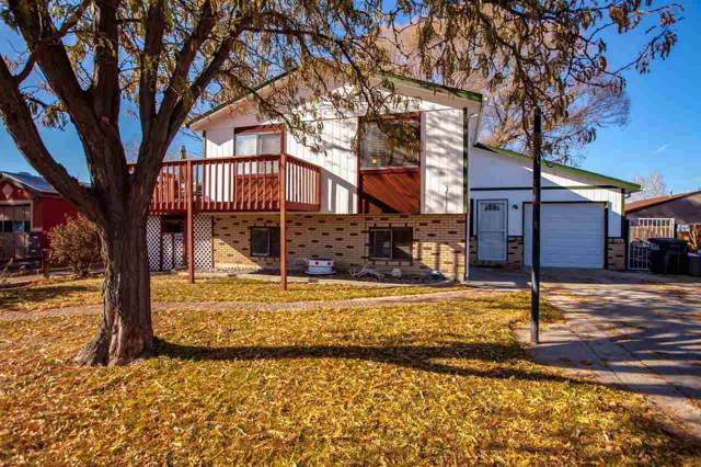 455 Mesa Lake Street, Clifton, CO 81520 (MLS #20196484) :: The Grand Junction Group with Keller Williams Colorado West LLC