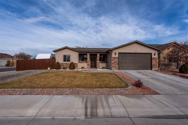 3158 Bulla Court, Grand Junction, CO 81504 (MLS #20196492) :: The Danny Kuta Team