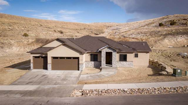 360 Aiguille Drive, Grand Junction, CO 81507 (MLS #20196496) :: CapRock Real Estate, LLC
