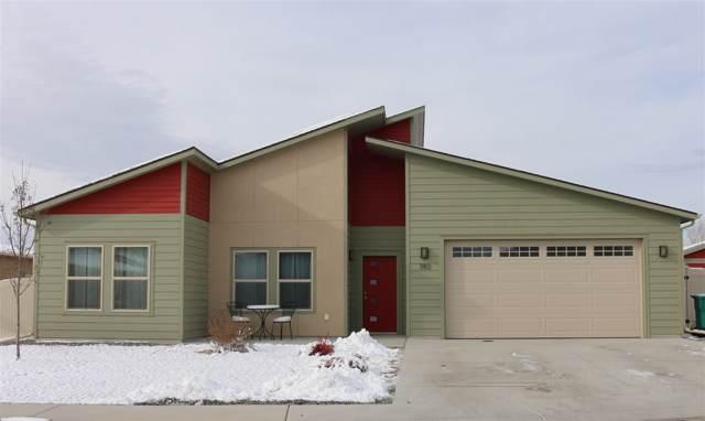 393 Blue River Drive, Grand Junction, CO 81504 (MLS #20196509) :: CapRock Real Estate, LLC