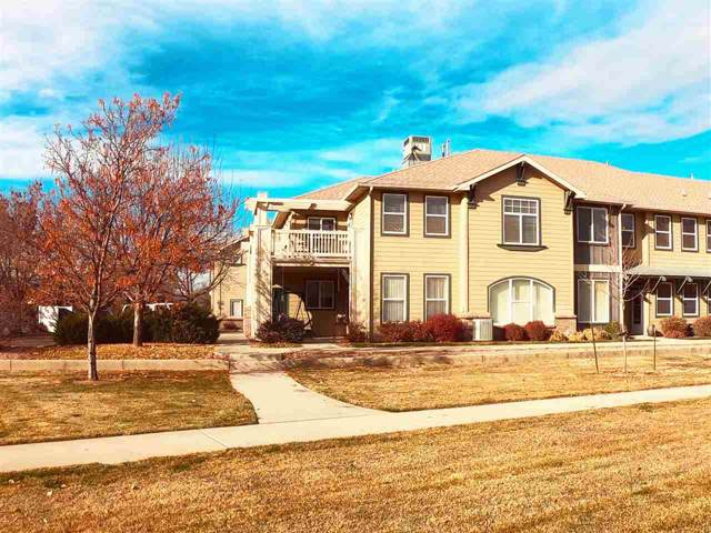 2485 Fountainhead Boulevard G 12, Grand Junction, CO 81505 (MLS #20196512) :: CapRock Real Estate, LLC