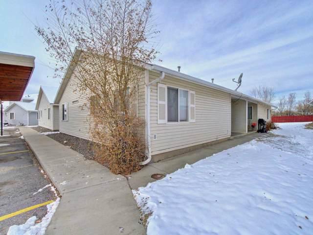 389 Sunnyside Circle D, Grand Junction, CO 81504 (MLS #20196522) :: The Christi Reece Group