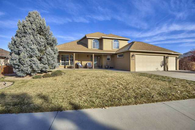2236 Mescalero Avenue, Grand Junction, CO 81507 (MLS #20196523) :: CapRock Real Estate, LLC
