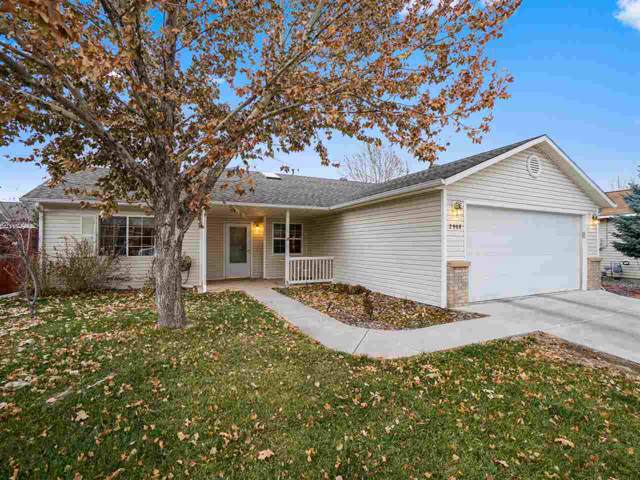 2988 Brookside Drive, Grand Junction, CO 81504 (MLS #20196527) :: The Grand Junction Group with Keller Williams Colorado West LLC