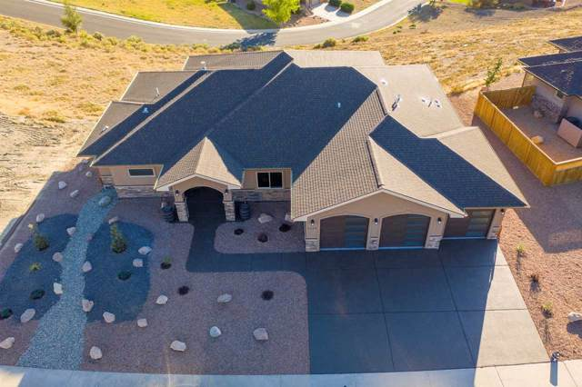 2669 Lookout Lane, Grand Junction, CO 81503 (MLS #20196530) :: The Grand Junction Group with Keller Williams Colorado West LLC