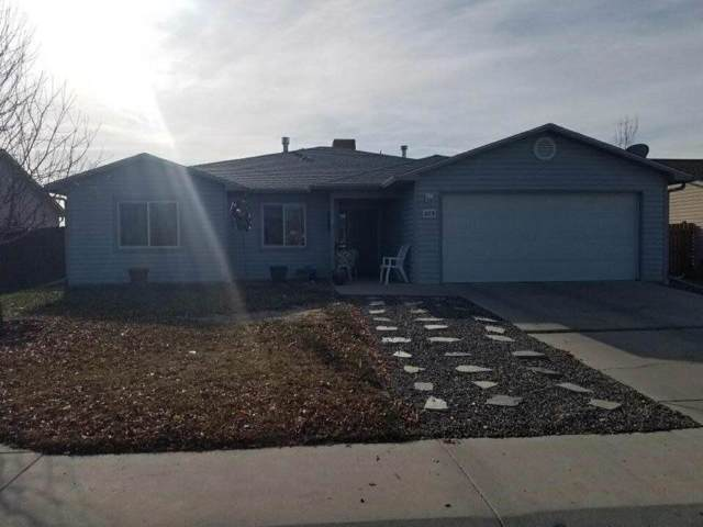 3173 Booshway Avenue, Grand Junction, CO 81504 (MLS #20196540) :: The Christi Reece Group