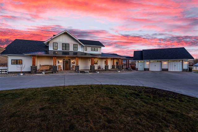 740 36 1/10 Road, Palisade, CO 81526 (MLS #20196542) :: The Grand Junction Group with Keller Williams Colorado West LLC