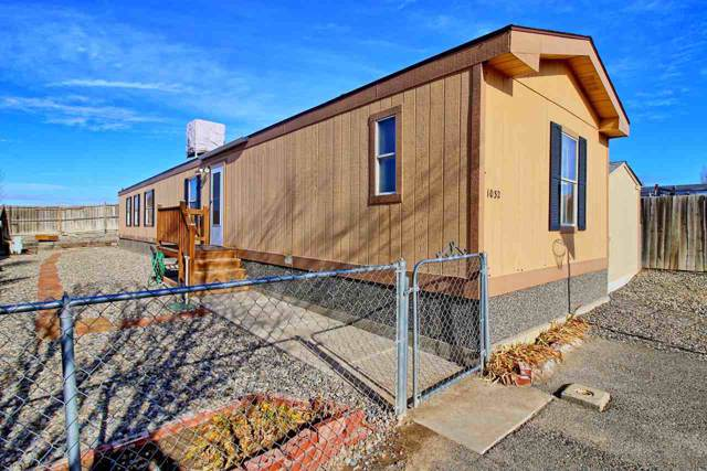 1032 Gilsonite Avenue, Mack, CO 81525 (MLS #20196545) :: The Grand Junction Group with Keller Williams Colorado West LLC